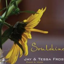 """Preview of """"Soulshine"""" Album Artwork"""