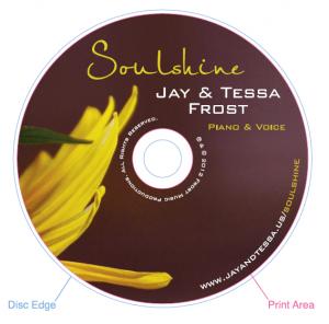 Soulshine CD Artwork