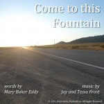Sheet Music and Demo recording for Come to this Fountain