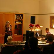 Concert at Lynn House