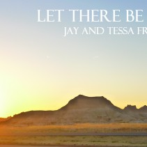 New Song: Let There Be Light