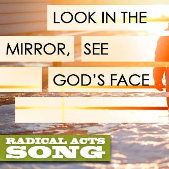 "New Radical Acts song: ""God Is Not A Secret"""